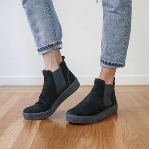 Shoes - NEW Gabor Suede Chelsea Boots